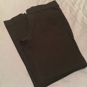 Old Navy Pixie Ankle Pants Size 4 Black